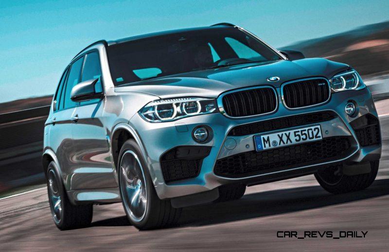 2015 BMW X5 M 2