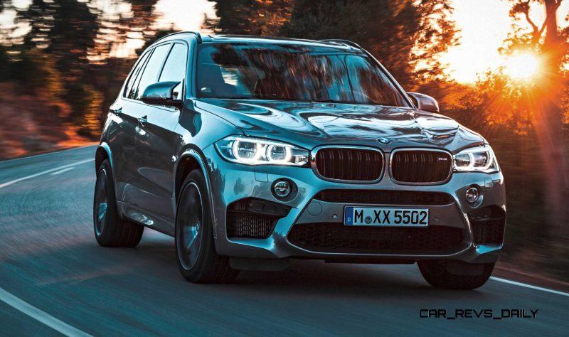 2015 BMW X5 M 24
