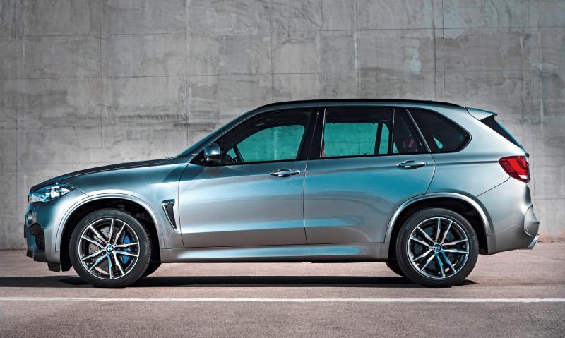2015 BMW X5 M 7