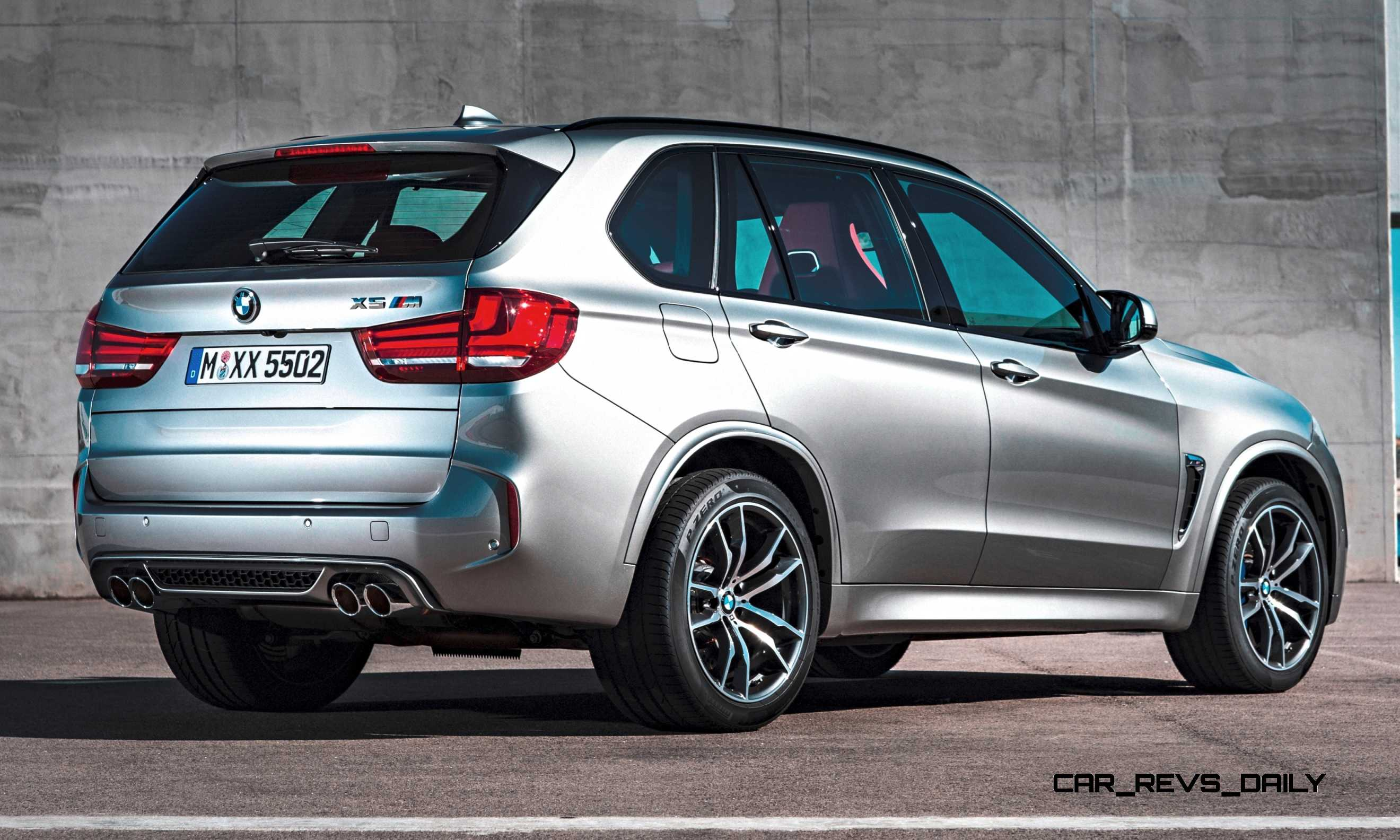 2015 Bmw X5 M Revealed Cayenne Beating 4 0s 567hp Muscle