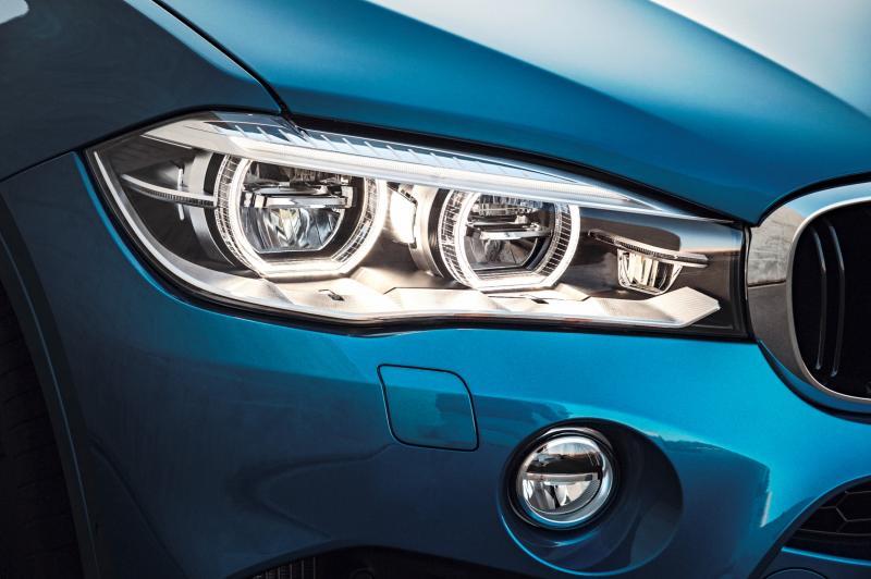 2015 BMW  X6 M 16