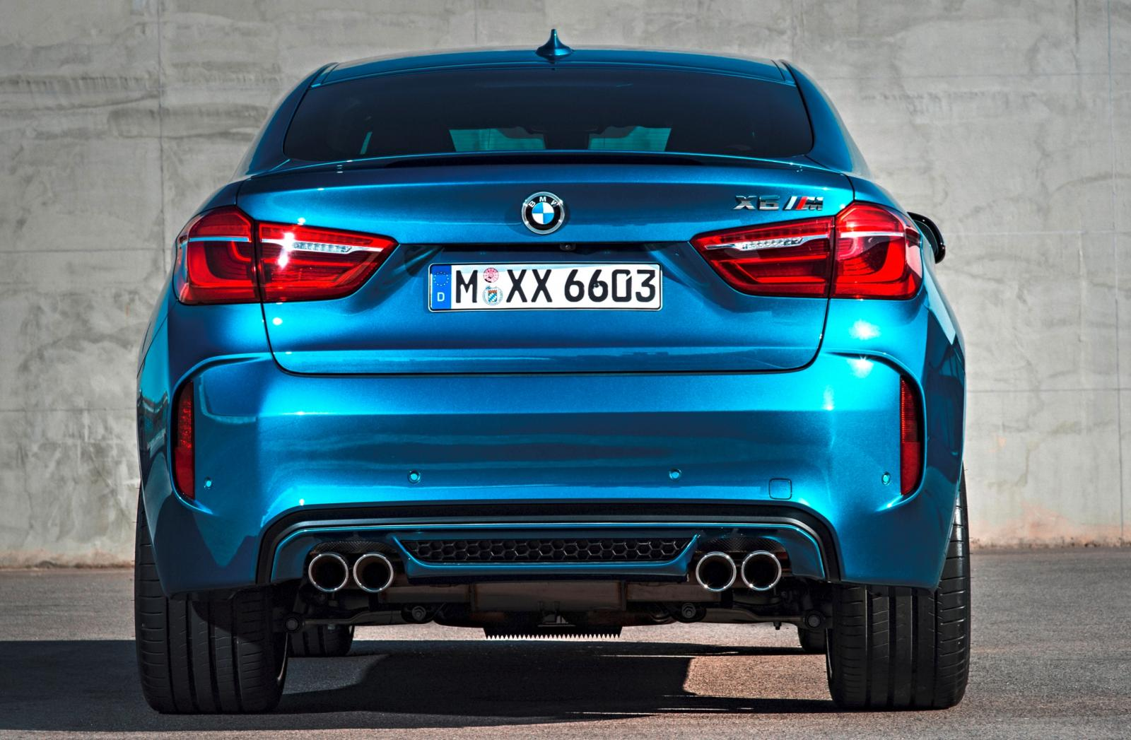 2015 BMW  X6 M 24