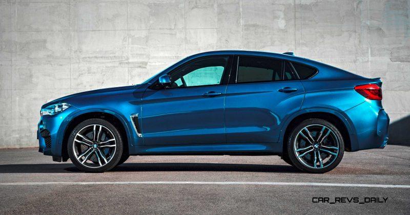 2015 BMW  X6 M 25