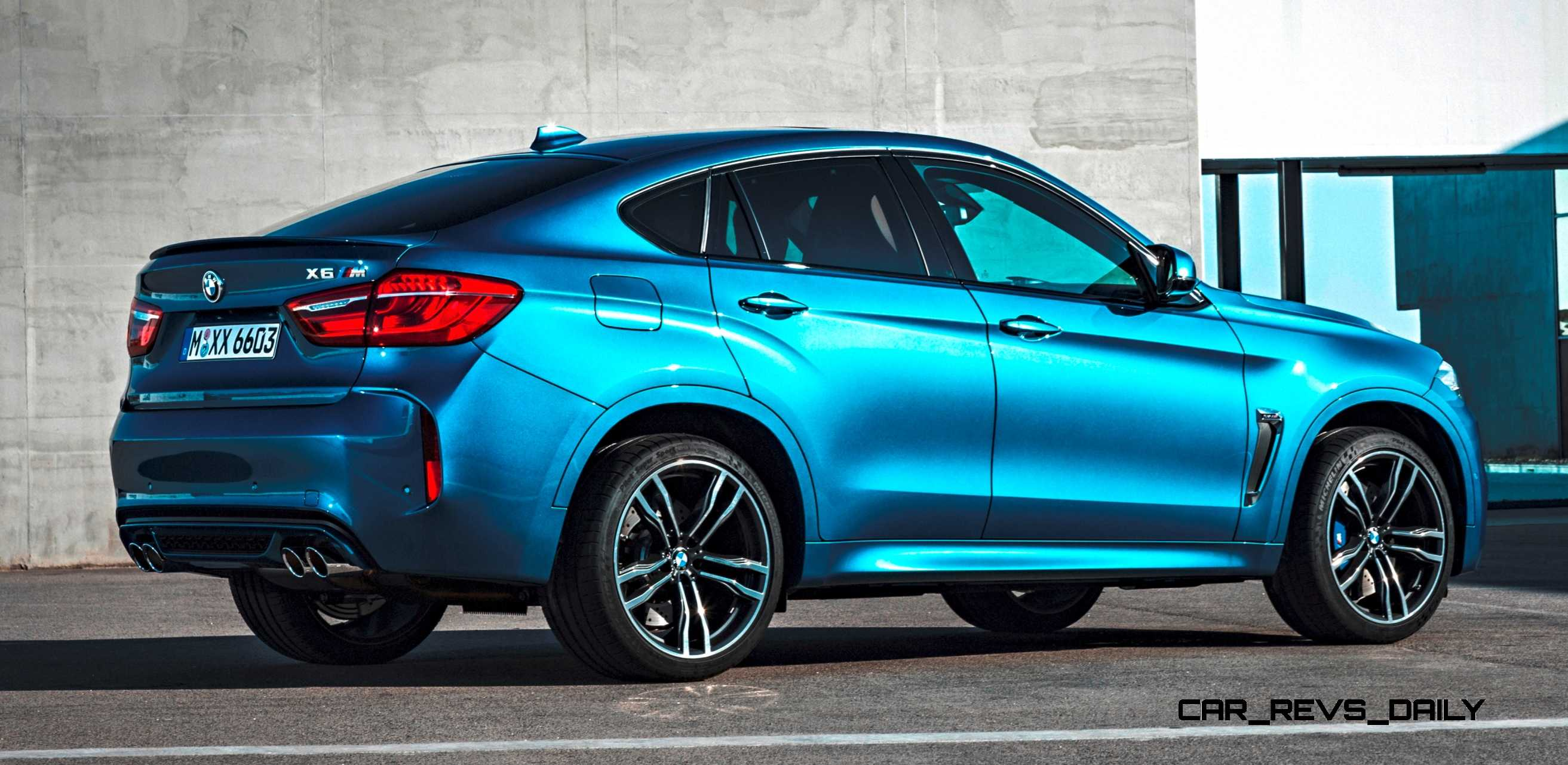 2015 BMW X6 M Is New Podium Race SUV From $103k
