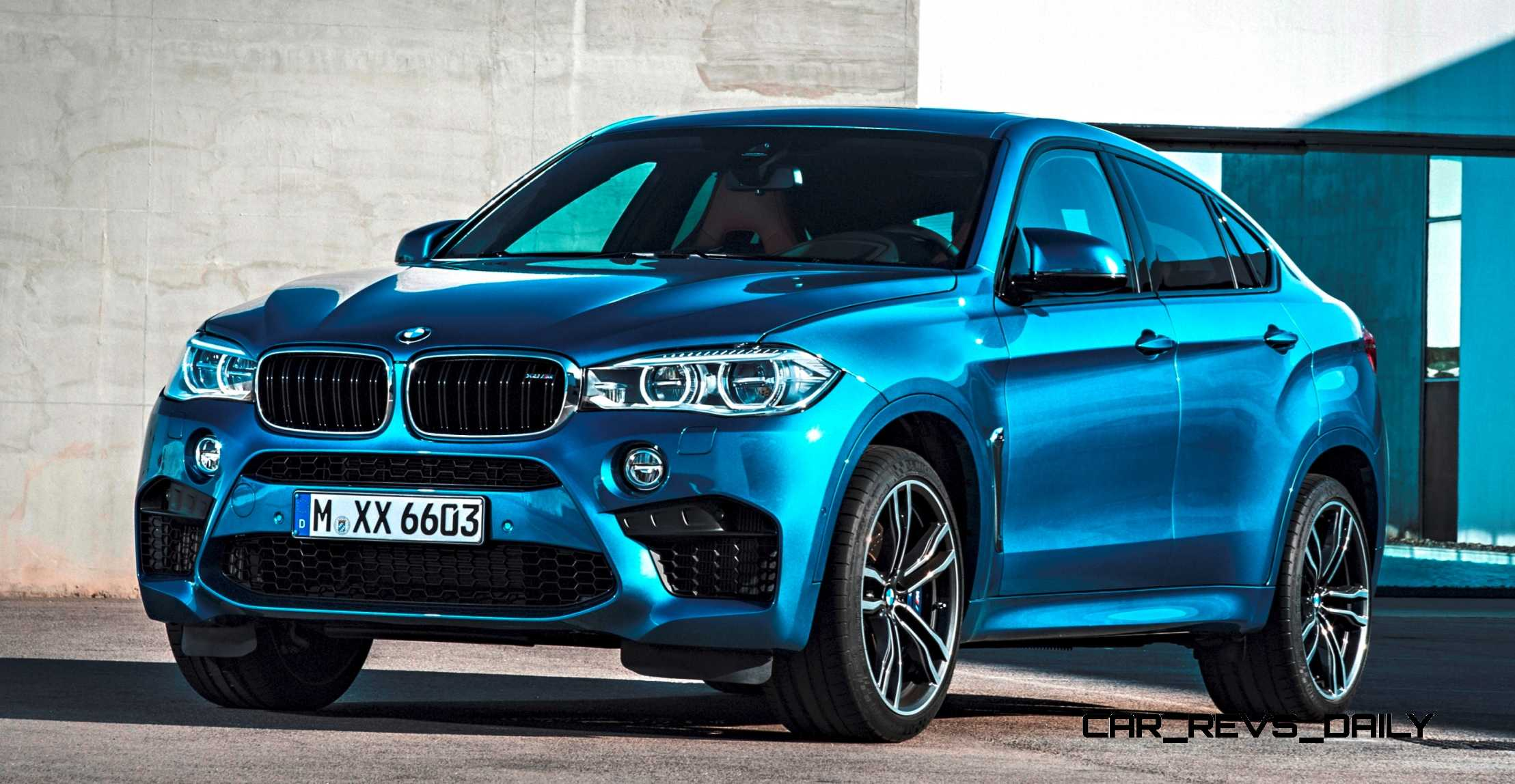 2015 Bmw X6 M Is New Podium Race Suv From 103k