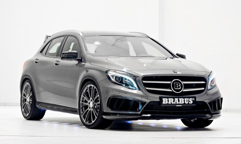 2015 BRABUS Mercedes-Benz GLA-Class 1