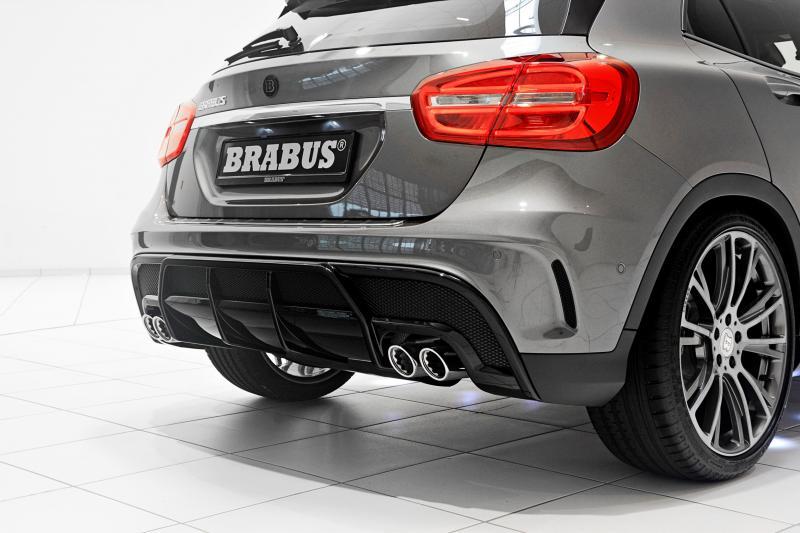 2015 BRABUS Mercedes-Benz GLA-Class 31