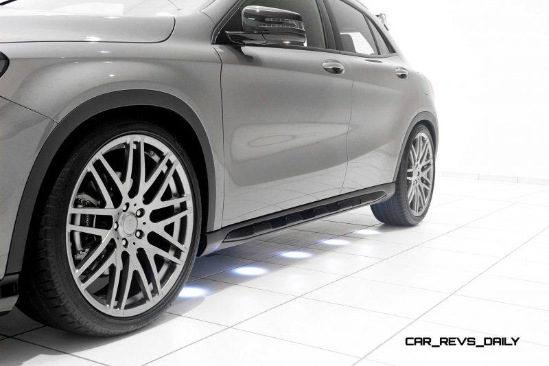 2015 BRABUS Mercedes-Benz GLA-Class 32