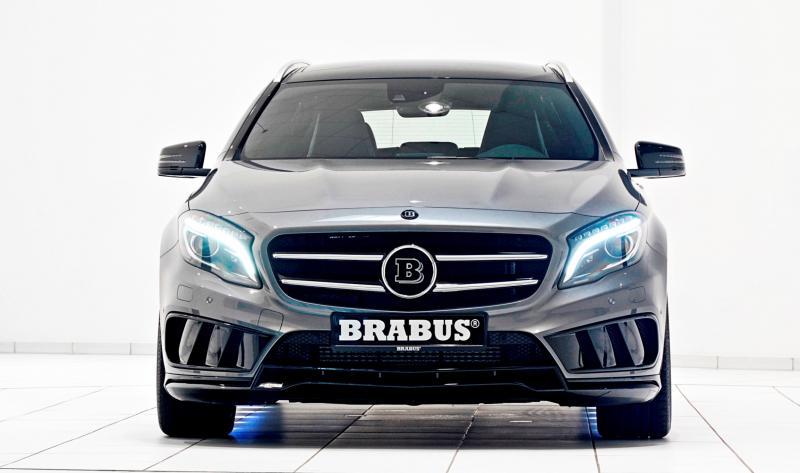 2015 BRABUS Mercedes-Benz GLA-Class 5