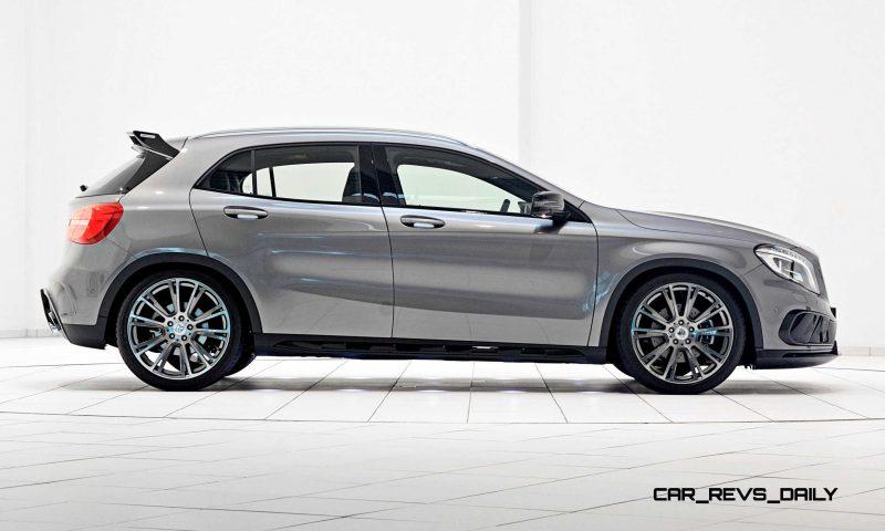 2015 BRABUS Mercedes-Benz GLA-Class 7