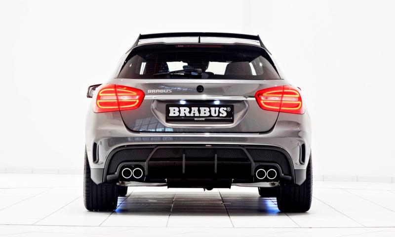 2015 BRABUS Mercedes-Benz GLA-Class 8