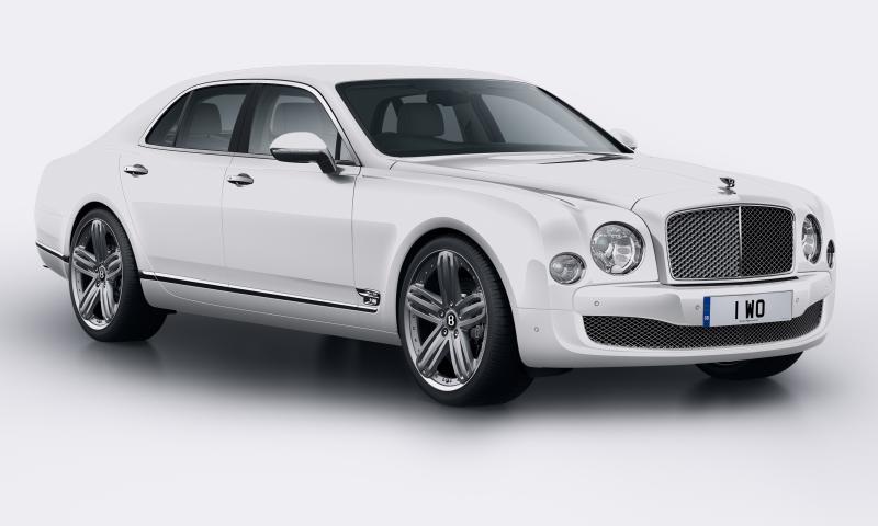 2015 Bentley Mulsanne Speed 15