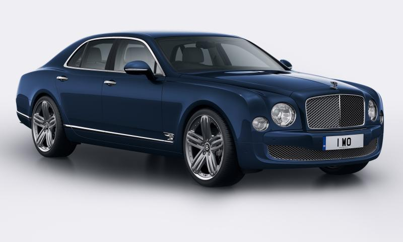 2015 Bentley Mulsanne Speed 16