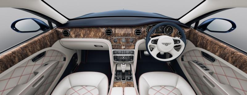 2015 Bentley Mulsanne Speed 17