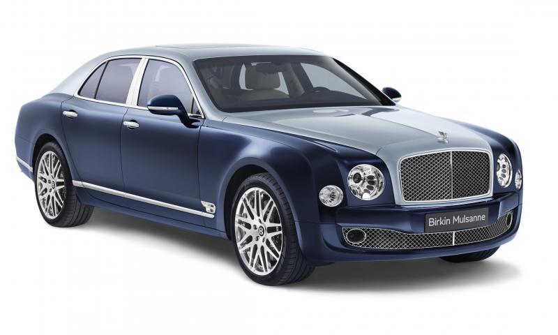 2015 Bentley Mulsanne Speed 20