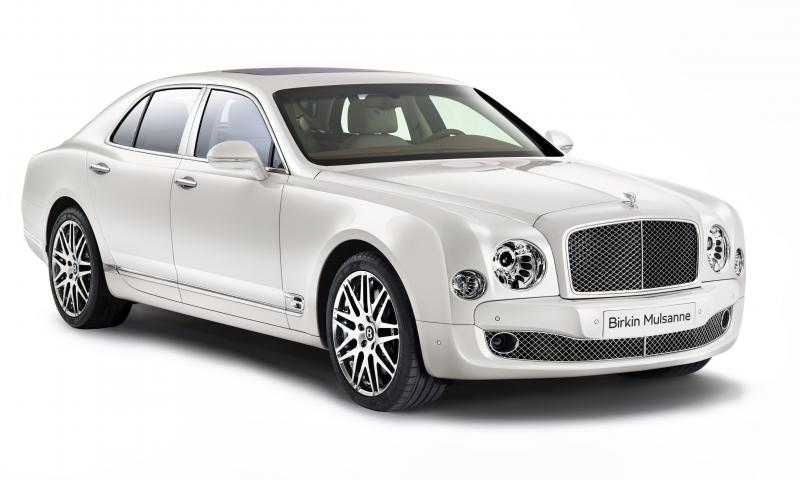 2015 Bentley Mulsanne Speed 21