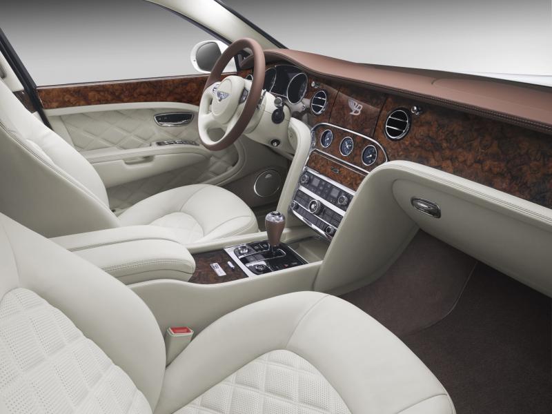 2015 Bentley Mulsanne Speed 23