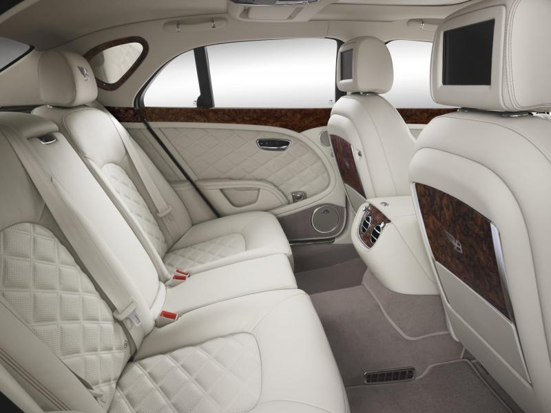 2015 Bentley Mulsanne Speed 25