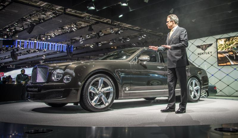 2015 Bentley Mulsanne Speed 28