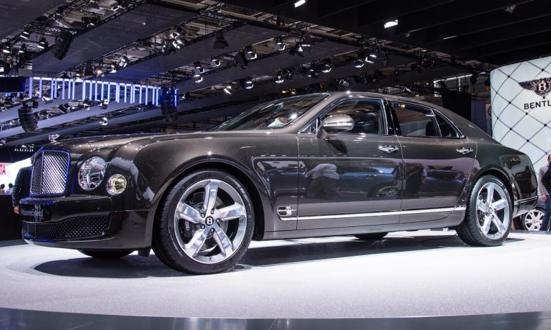 2015 Bentley Mulsanne Speed 31