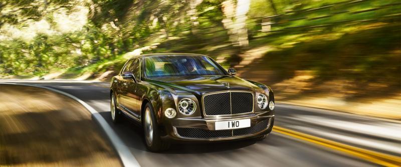 2015 Bentley Mulsanne Speed Colors 1