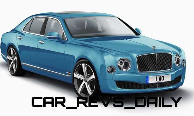 2015 Bentley Mulsanne Speed Colors 10