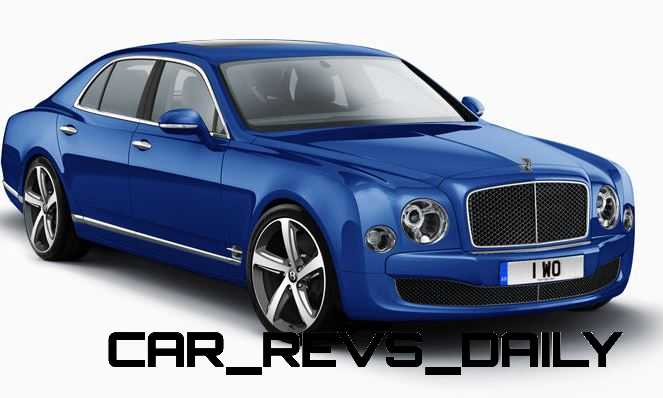 2015 Bentley Mulsanne Speed Colors 11