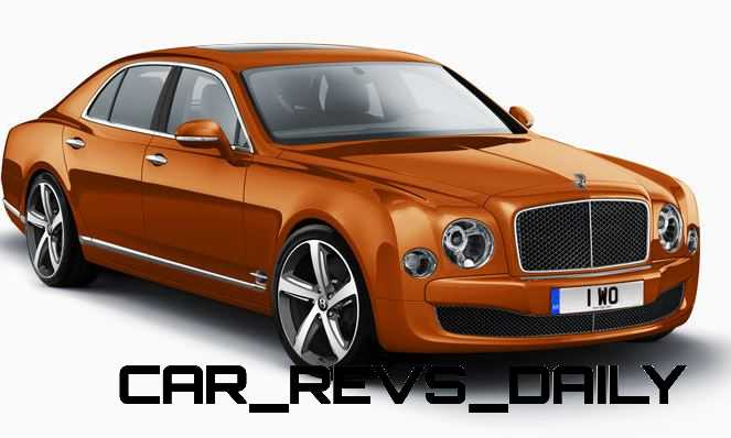 2015 Bentley Mulsanne Speed Colors 13