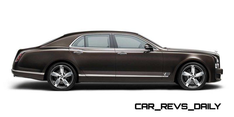 2015 Bentley Mulsanne Speed Colors 15