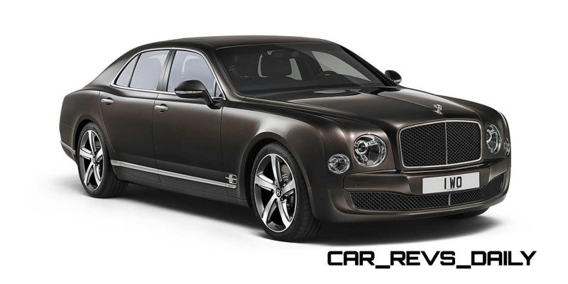 2015 Bentley Mulsanne Speed Colors 18