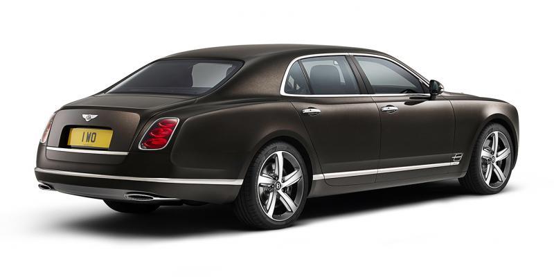 2015 Bentley Mulsanne Speed Colors 19