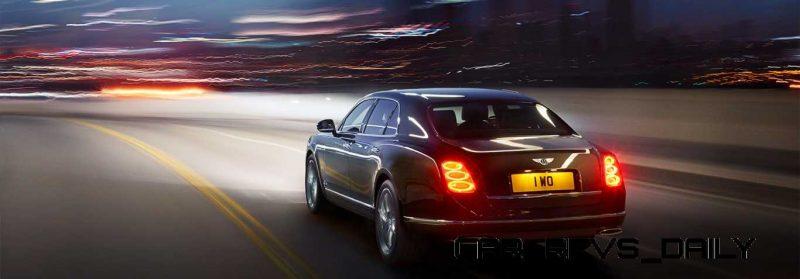 2015 Bentley Mulsanne Speed Colors 23