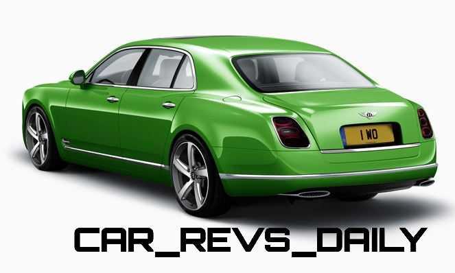 2015 Bentley Mulsanne Speed Colors 3