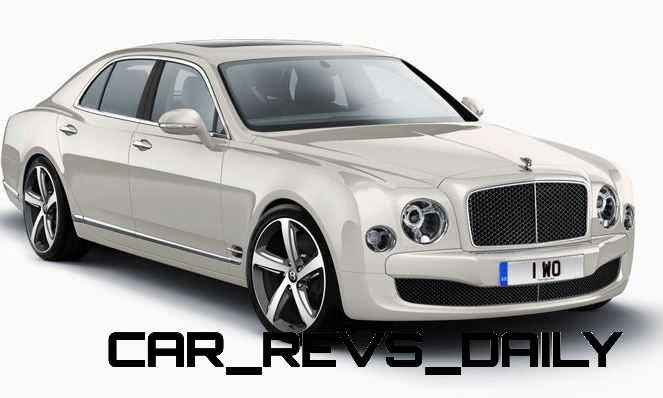 2015 Bentley Mulsanne Speed Colors 4