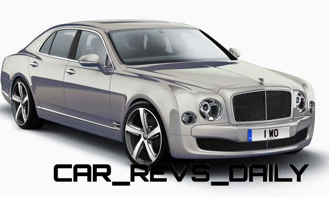 2015 Bentley Mulsanne Speed Colors 7
