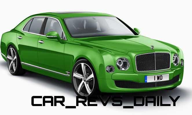 2015 Bentley Mulsanne Speed Colors 9