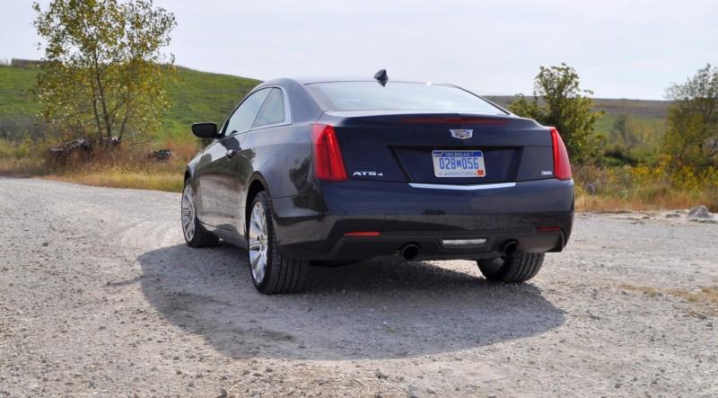2015 Cadillac ATS Coupe 3.6 AWD 1