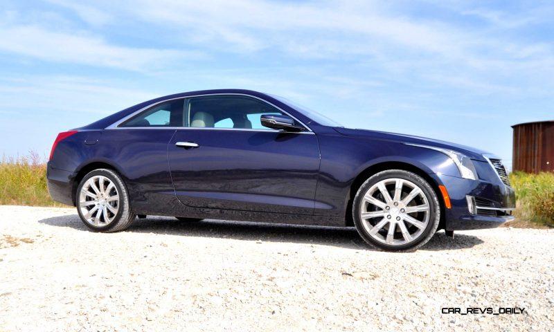 2015 Cadillac ATS Coupe 3.6 AWD 12