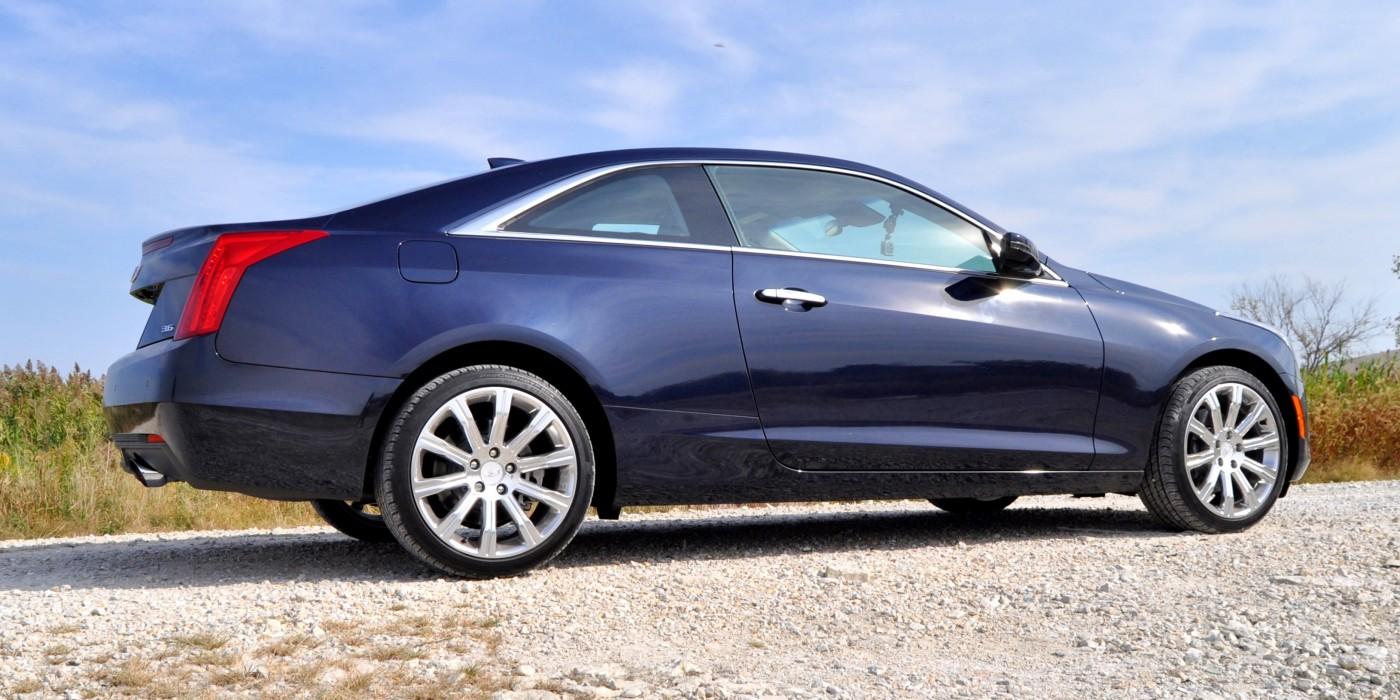 2017 Cadillac Ats Review Ratings Edmunds Autos Post