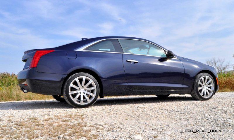 2015 Cadillac ATS Coupe 3.6 AWD 14