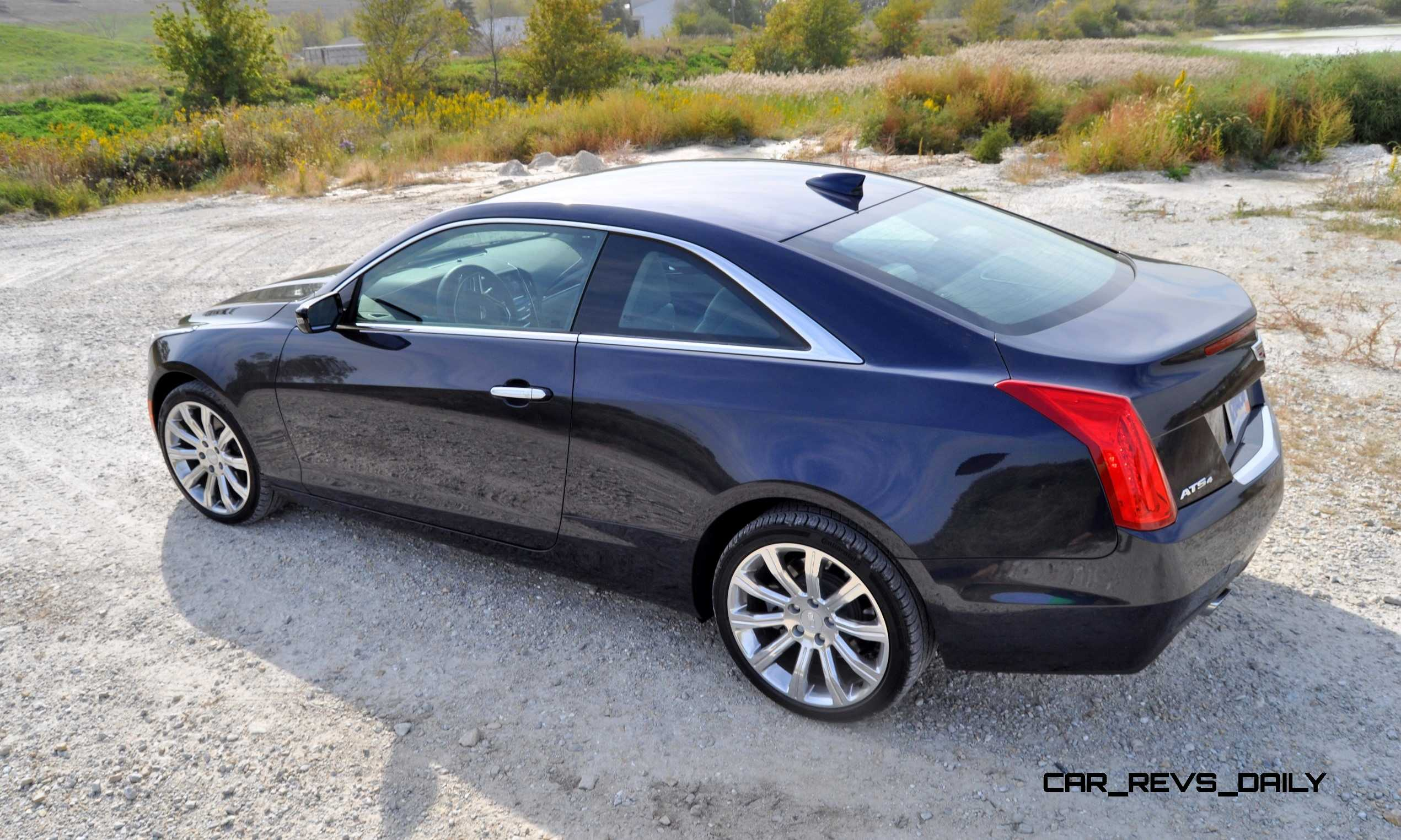 end cadillac ats block manual coupe the more front around news show