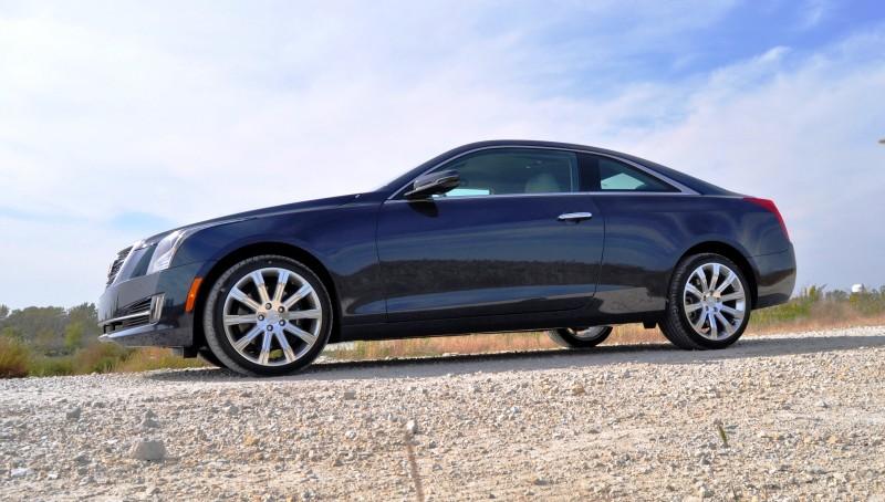 2015 Cadillac ATS Coupe 3.6 AWD 6