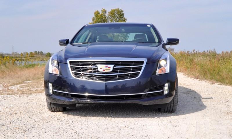 2015 Cadillac ATS Coupe 3.6 AWD 9