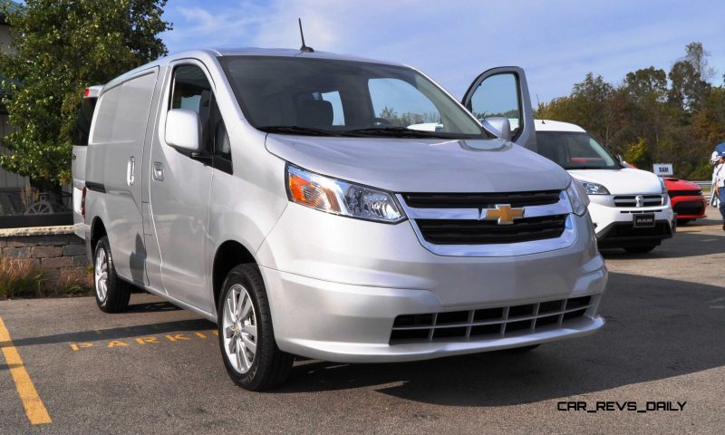 2015 Chevrolet City Express 12