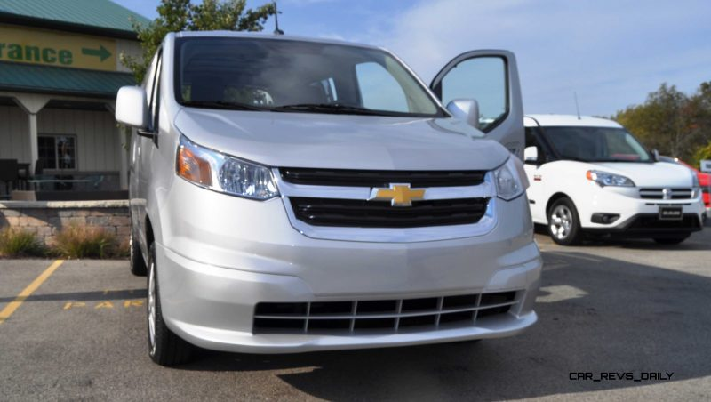 2015 Chevrolet City Express 13