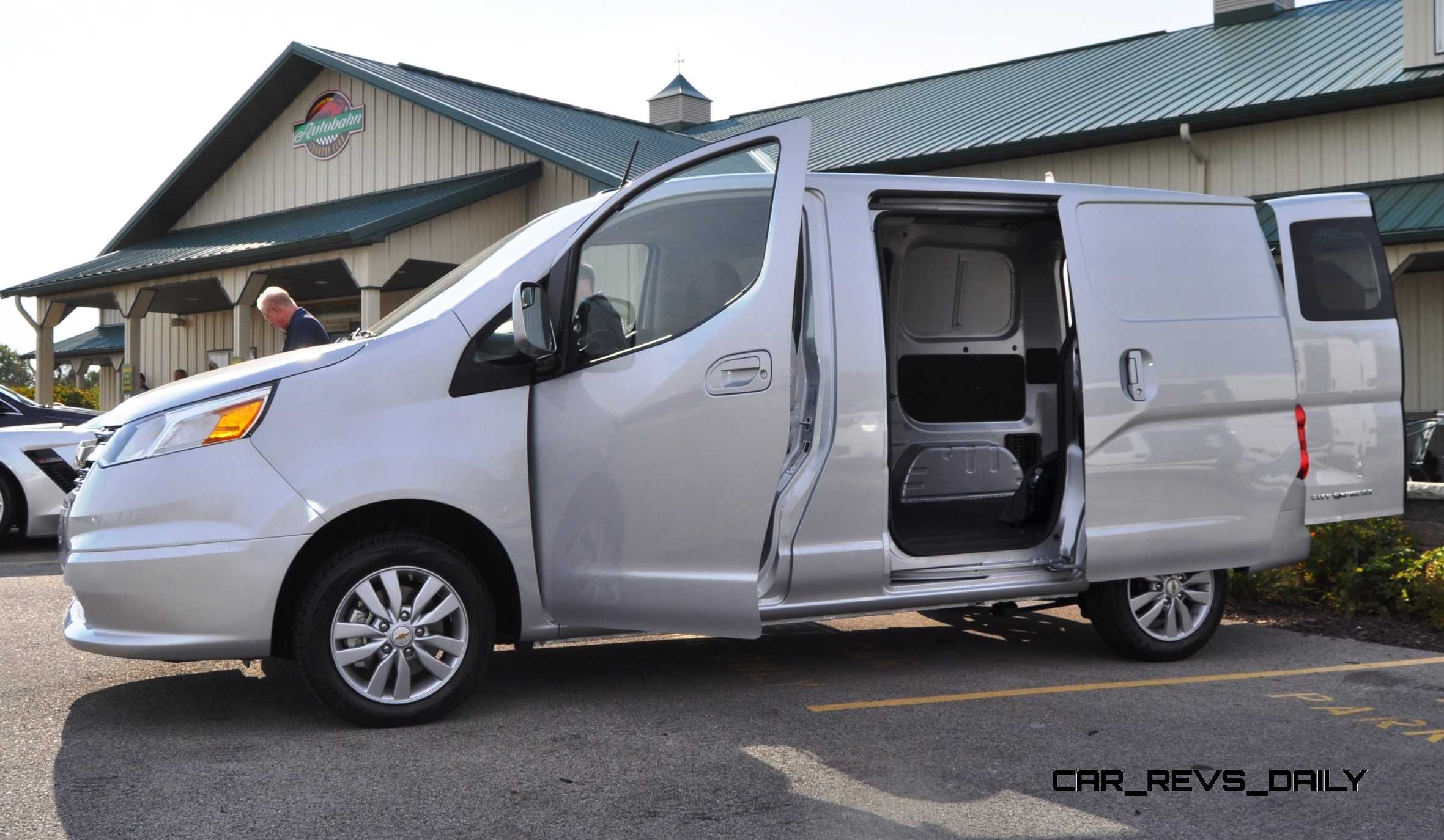 2015 chevrolet city express 15. Black Bedroom Furniture Sets. Home Design Ideas