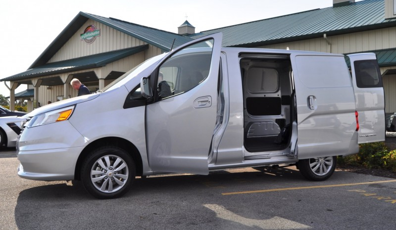 2015 Chevrolet City Express 15