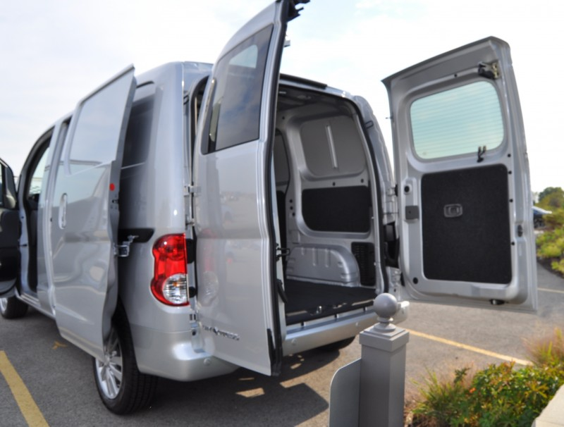 2015 Chevrolet City Express 17