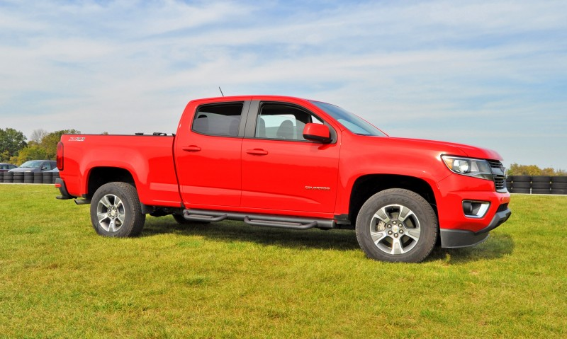 2015 Chevrolet Colorado Z71 10