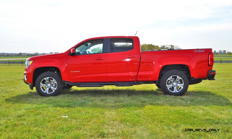 2015 Chevrolet Colorado Z71 18